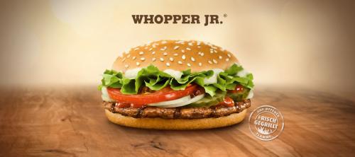 Pringles kaufen Whopper Jr. Gratis