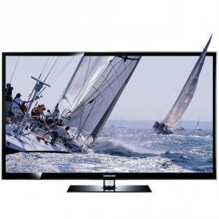 Samsung PS51E550D1WXZG (3D-Plasma-TV, Full HD, SKYPE ready)