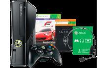 MICROSOFT Xbox 360 250 GB + Forza Motorsport 4 + Skyrim