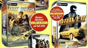 """Driver - SF"" & ""Lost Horizon"" @ CBS Gold Edition 5/2013"