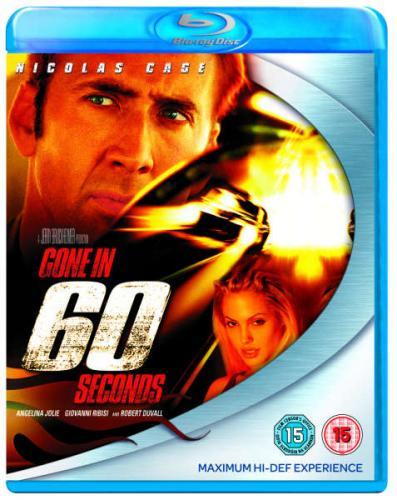 Blu-Ray - Nur noch 60 Sekunden (Gone In 60 Seconds) für €7,01 [@Zavvi.com]