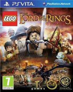 PS Vita - LEGO: Herr der Ringe (Lord Of The Rings) für €14,20 [@TheHut.com]