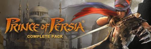 [STEAM] Prince of Persia Complete Pack um 75% reduziert