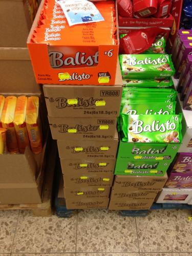 [OWL Lippe] Magowsky Sonderposten Balisto grün oder orange 6er Packung zu 99 Cent