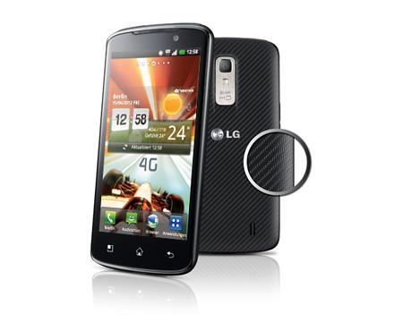 LG Optimus True HD LTE P936 schwarz 199,90€ inkl. Versand @ebay.de