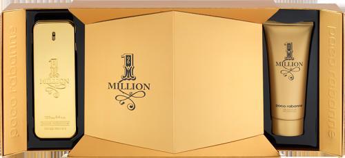 Paco Rabanne One Million Geschenk Set 100ml für nur 39,74 EUR inkl. Versand [UK]