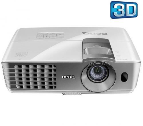 Benq W1070 3D-fähiger Full-HD Beamer für 737,47 EUR (Nächster Preis: 779 EUR) - EDIT: HÄNDLER PRÜFEN