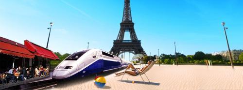Frankreich im Sommer mit TGV ab 25€/OneWay
