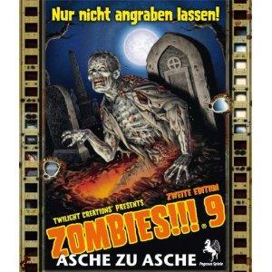 Zombies!!! 9:Asche zu Asche, 2.Edition(Pegasus Spiele)@Amazon für 7,87€(Prime)