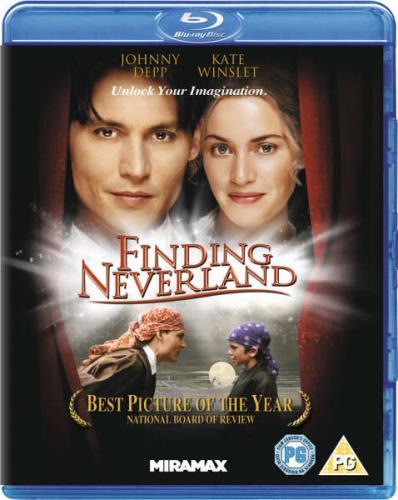 Blu-Ray - Wenn Träume fliegen lernen (Finding Neverland) für €5,83 [@Zavvi.com]