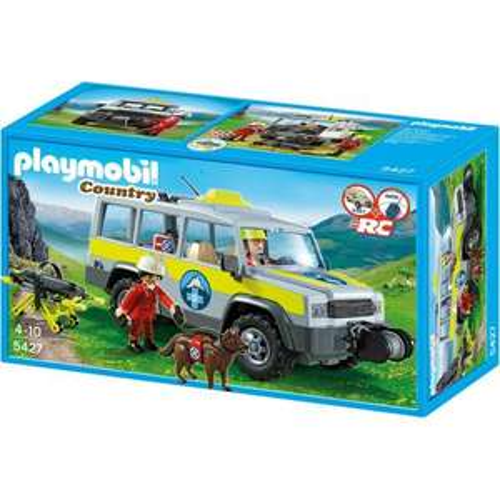 Playmobil™ - Einsatzfahrzeug der Bergrettung (5427) (RC-fähig) ab €18,48 [@Galeria-Kaufhof.de]