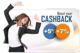 bis  40% Rabatt bei hotels.com DE + mind. 4% cashback (+5% +7% je nach Mitgliedschaft