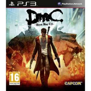 DmC: Devil May Cry (PS3/XBox 360) @Zavvi für je 25,89€
