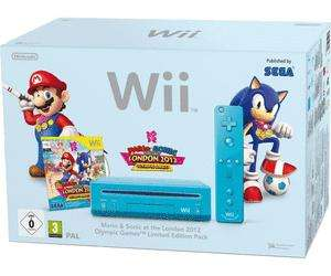 Nintendo Wii - Mario & Sonic at the London 2012 Olympic [MeinPaket]
