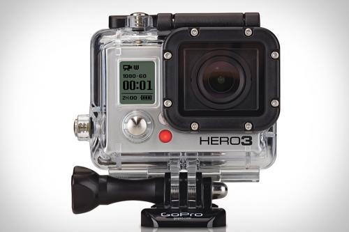 GoPro Hero 3 Black inkl. Versand für etwa 365€ Silver Edition 262€