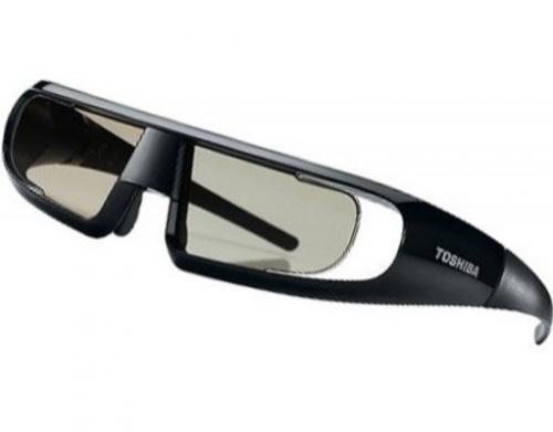 Active Shutter Brille 3D Toshiba FPT-AG02G 33,99€ vk-frei