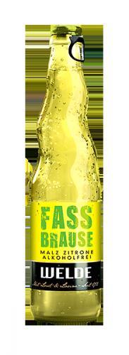 1 Flasche Welde Fassbrause Malz-Zitrone Gratis beim Edeka Mannheim-Neuostheim (DHBW)