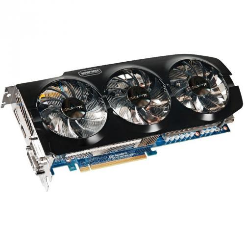 Gigabyte GeForce GTX 670 OC (2 GB) 292€ + Versand bei MindStar
