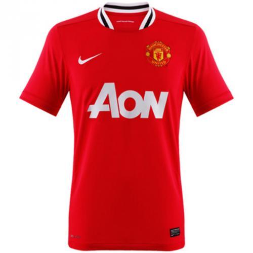 Nike Manchester United Home Shirt 2011 2012 sportsdirect.de
