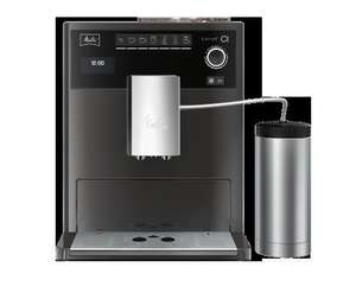 Melitta CAFFEO CI Special Edition Anthrazit-Edelstahl @ bei vielen Medimax-Märkten incl 3 Tüten Kaffeebohnen