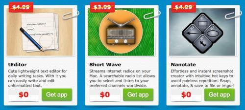 [MAC] 3 kostenlose Apps von AppyFridays - tEditor, Short Wave und Nanotate