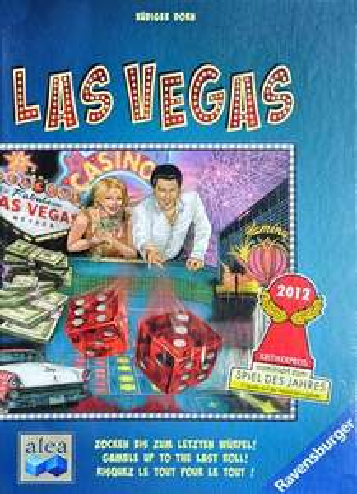 Ravensburger - Las Vegas ab 11,49€ inkl. Versand