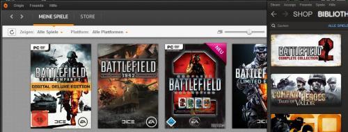 Battlefield 2: Complete Collection @ $4,99 (75% off) bei Steam/Origin