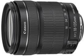 Canon EF-S 18-135mm STM
