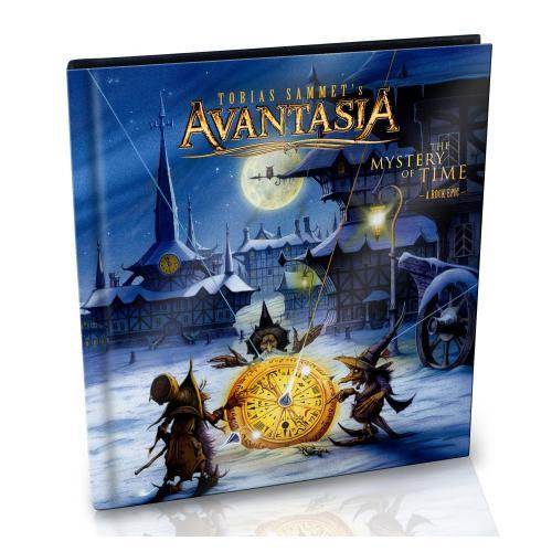 Avantasia - The Mystery of Time (Limited Digibook) bei Amazon für 13,98 + evtl. Versandkosten