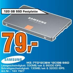 Samsung SSD 840 120GB l