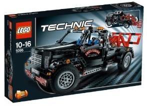 LEGO Technic 9395 Pickup-Abschleppwagen