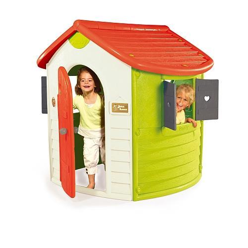 "Smoby Spielhaus ""Jura"", 128x117x130 cm @ Toys R Us"