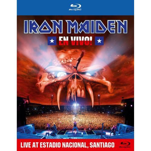 Iron Maiden - En Vivo! Live in Santiago de Chile [Blu-ray] @amazon