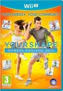 (UK) Your Shape Fitness Evolved 2013 [Wii U] für 21.22€ @ Thehut