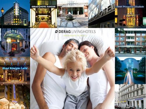 """Derag Livinghotels """"Family City Trip"""" (Wert: 458€) in Berlin, Bonn, München, Nürnberg & Wien"""