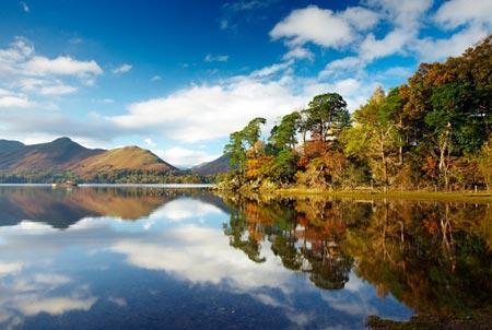Reise: 1 Woche Trekking im Lake District (NW-England) für 172,- Euro p.P. bei 4 P. mit Flug, Mietwagen und FeWo (Mai)
