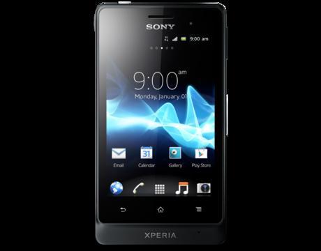 Sony Xperia go (Sony Mobil 20% Rabattaktion)
