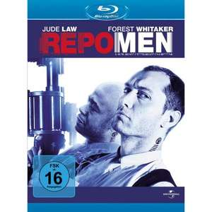 Repo Men (Unrated Version) [Blu-ray] für 6,97€ @Amazon.de