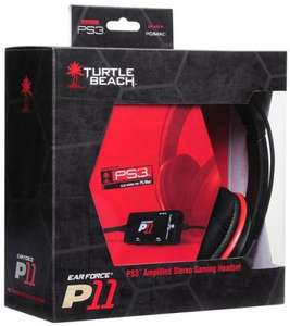 "Turtle Beach™ - PC/PS3 Headset ""Ear Force P11"" für €30,78 [@Zavvi.com]"