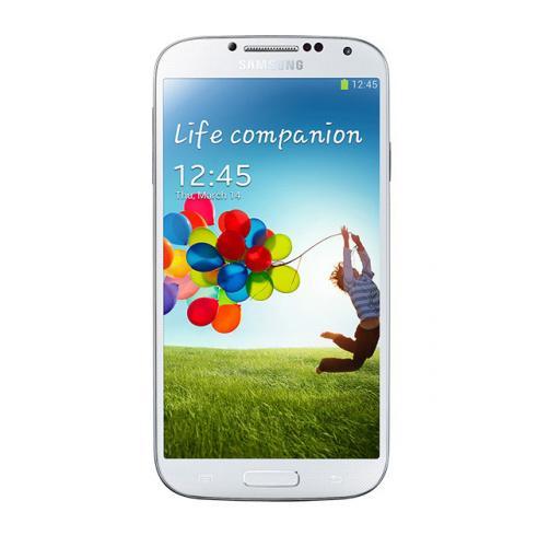Samsung Galaxy S4 GT-I9500 16GB White / Weiss [gmobile24.de]