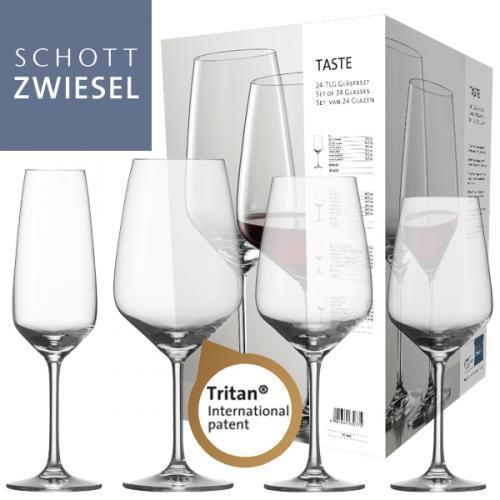 Schott Zwiesel 24-teiliges Gläser-Set bei iBOOD für 68,90 €