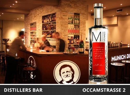 [München] 50€-Gutschein Distillers Bar @charivari meals