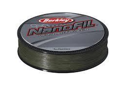 Berkley Nanofil Lo-Vis Green  --   Nanofile Angeln Schnurr