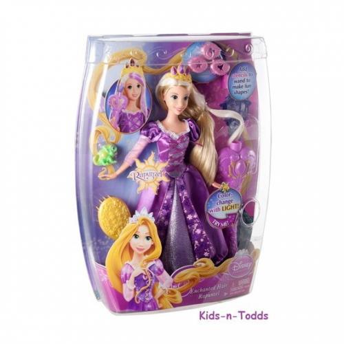 Mattel Zauberlicht Rapunzel (W5583)