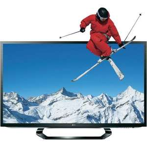 LG 32LM620S 81 cm (32 Zoll) Cinema 3D LED-Backlight-Fernseher, EEK A (Full-HD, 400Hz MCI, DVB-T/C/S2, Smart TV, HbbTV) schwarz @Ebay 399€