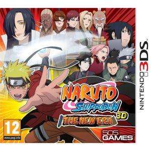 (UK) Naruto: Shippuden: The New Era 3D [Nintendo 3DS] für 15.21€ @ Zavvi
