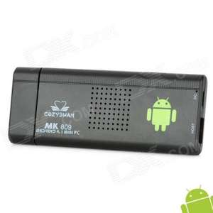 COZYSWAN MK809 Android 4.1.1 Dual-Core Google TV Player @DX
