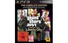 [Saturn&MM Österreich] [PS3 od. XBOX 360] Grand Theft Auto IV - Complete Edition AT-UNCUT PEGi