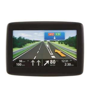 TomTom Start 20 Central Europe Traffic Navigationssystem (11 cm (4,3 Zoll) Display, TMC, Fahrspur- & Parkassistent, IQ Routes, Favoriten, Europa 19) @getgoods.de 74,90€