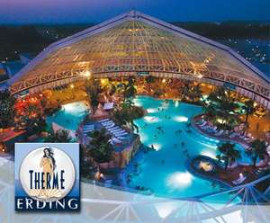 [Lokal] [Dailydeal] Therme Erding - Tagesticket mit 10€ Ersparnis